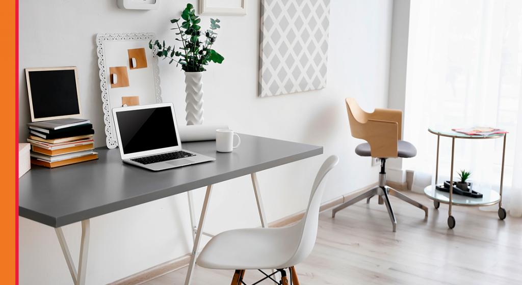 7 dicas para você investir em um espaço home office no seu apartamento!